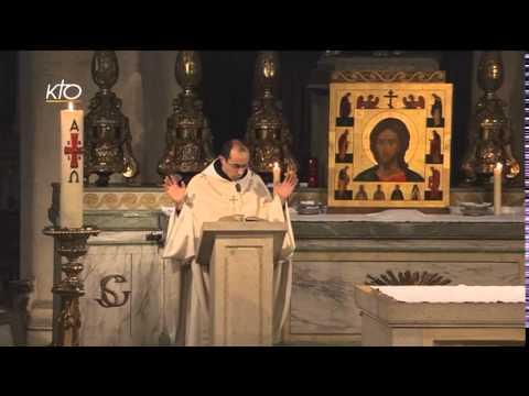 Vêpres et Eucharistie du 16 mai 2015