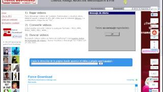 Descargar MP3 de Descargar videos de Youtube mediante Force-Download (Sin Programas)