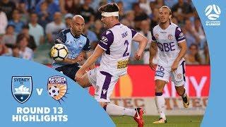 Hyundai A-League 2017/18 Round 13: Sydney FC 6 - 0 Perth Glory