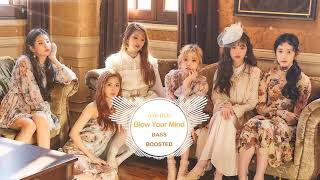 (G)I-DLE - Blow Your Mind [ BASS BOOSTED ]  🎧 🎵