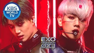 EXO   Obsession [Music Bank  2019.12.06]