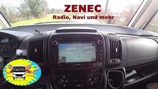 Zenec Navi + Radio im Wohnmobil - unsere Erfahrungen - #30