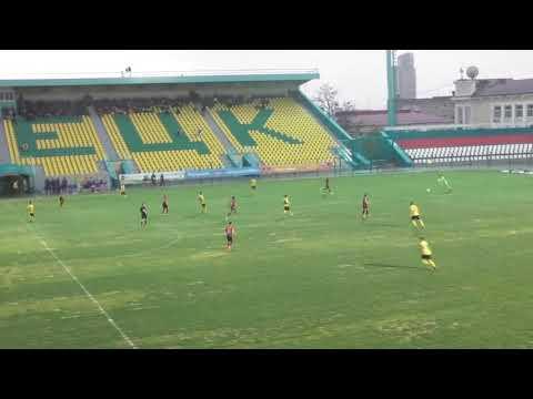 Металлург (Липецк) - Строгино (Москва) - 1:0 | Сезон 2018-19 | 22 тур