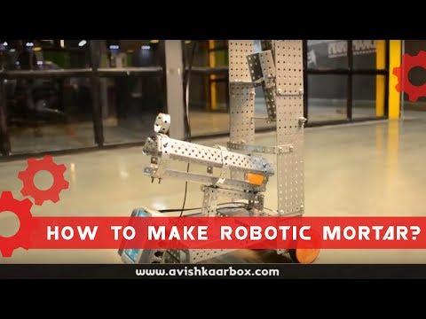 The Semi-Robotic Mortar ( Classic)