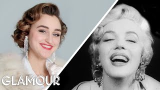 I Tried Every Iconic 1950s Look In 48 Hours | Glamour