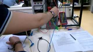 Tesis Lab Deney 1: Akım ve Gerilim Transformatörleri (HD GÖRÜNTÜ)