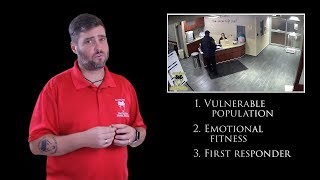 Emotional Fitness Is Key When You Are In A Vulnerable Population | Active Self Protection