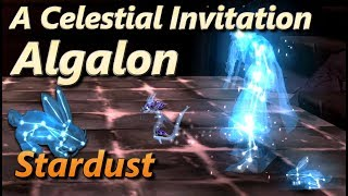 Algalon A Celestial Invitation Stardust Pet Raiding With Leashes IV Wrath Of The Lick King