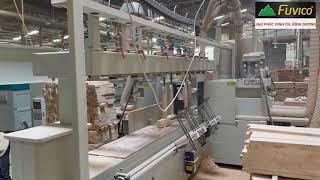 WM-2500-4TS Máy phay tubi CNC 4 trục cho chuyền máy làm ghế hiện đại