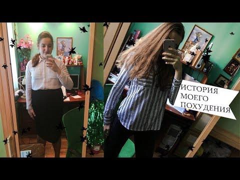 Фото толстушек похудение