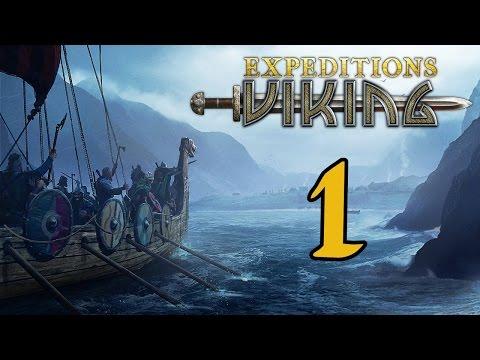 Прохождение Expeditions: Viking #1 - Смерть отца