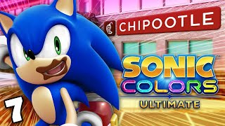 """""""Chocolate"""" Craving - Sonic Colors Ultimate"""