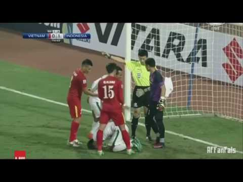 Indonesia Vs Vietnam (2-2) Full Highlights - AFF Suzuki Cup 2016