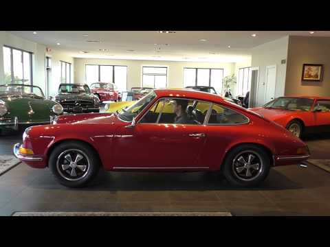 Video of '69 911T - PGUG