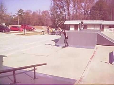 Tommy McManus 2006 skatebording