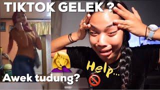 REACTING TO | TIKTOK GELEKEK 😖 Tapi sa...