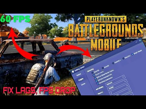 PUBG Mobile | Latest | Tencent Gaming Buddy | No Lags | 60 FPS | any