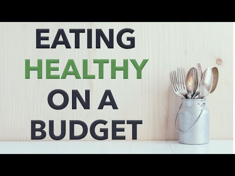 Video Eating Healthy on a Budget: The Plant Paradox Way