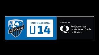 Académie IMFC | International U14 2019 - Toronto FC v New York Red Bulls