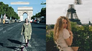 Bad Guy In Paris | Billie Eilish W Sabrina Carpenter (concept)