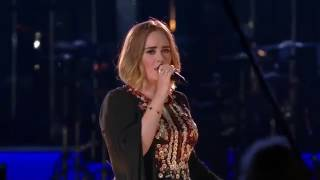 Adele - Make You Feel My Love (Glastonbury 2016)