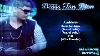 Besas Tan Bien Letra Lyrics   Farruko Official Video Letra Reggaeton Romantico 2013