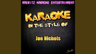 Cool to Be a Fool (Karaoke Version)