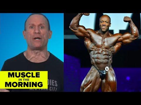 mp4 Bodybuilding News, download Bodybuilding News video klip Bodybuilding News