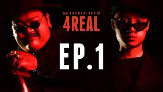 4REAL : EP.1 STAGE-N vs AUTTA (SEMI-FINAL) | RAP IS NOW