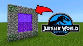Minecraft Portal A Jurassic World 免费在线视频最佳电影电视节目