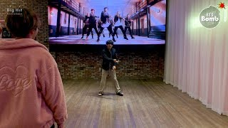 [BANGTAN BOMB] V dances 'MIC Drop' @ BTS POP-UP : HOUSE OF BTS - BTS (방탄소년단)