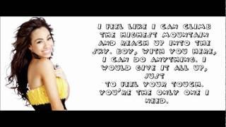 karina pasian perfectly different lyrics
