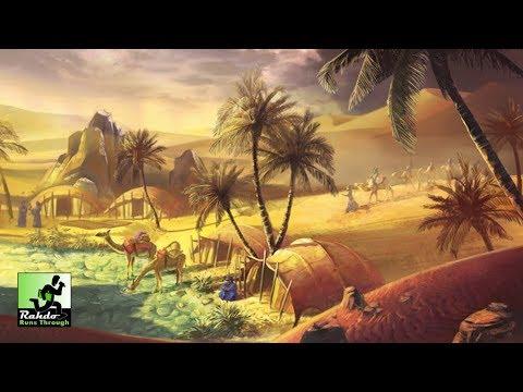 Rahdo Runs Through►►► Through the Desert