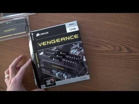 Corsair Vengeance DDR3 RAM Review