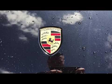 Application de du Eléa-Auto Hydrowax sur une Porsche Macan S