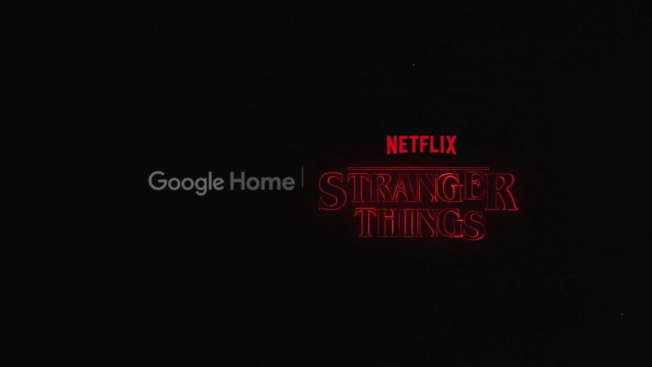 Google Home | Stranger Things Game Trailer