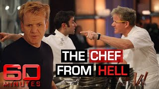 Gordon Ramsay: from council flats to world's most famous chef | 60 Minutes Australia