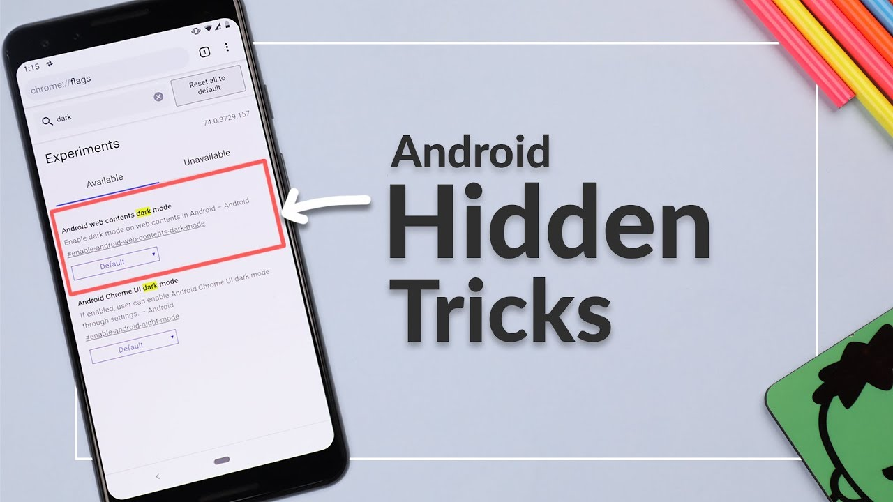 12 HIDDEN Android Tips And Tricks You Must Know - Techno Guest