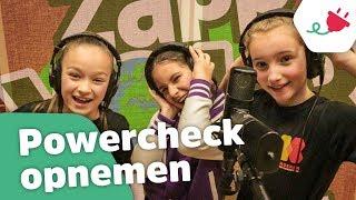 NIEUW LIEDJE VOOR ZAPP YOUR PLANET! (Vlog 104) - Kinderen voor Kinderen