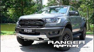 Ford Ranger Raptor 2019 - Roda Pusing Ringkas