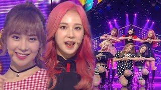 《Comeback Special》 S.I.S(에스아이에스) - SAY YES(응) @인기가요 Inkigayo 20180930