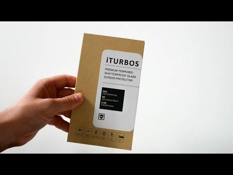 iTURBOS Displayschutzfolie - Galaxy A5 2017