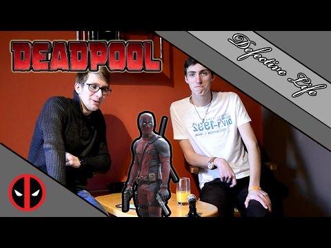 Reakce na filmy | Deadpool | Adam & Vašek