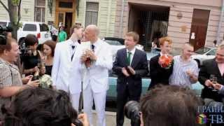 Гей-свадьбы в Петербурге