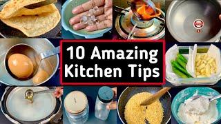 கிச்சனில் இதையும் தெரிஞ்சு வச்சுக்கோங்க,10 புதிய கிச்சன் டிப்ஸ் 10 Most Useful KitchenTips In Tamil