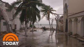 Hurricane Delta Set To Slam Storm-Weary Gulf Coast   TODAY