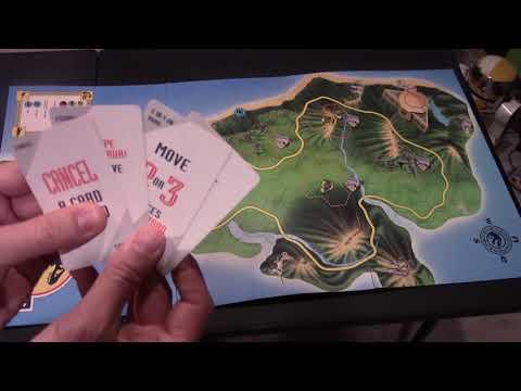 Matt's Boardgame Review Episode 282: Jurassic Park