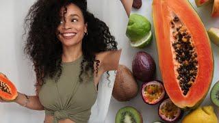 Glow Foods » Lebensmittel für schöne Haut & Haare