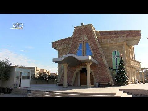 La cathédrale Mar Yohanna al Ma'amadan d'Ankawa