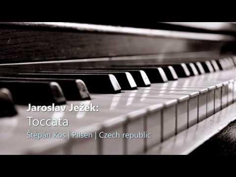 Jaroslav Ježek: Toccata | Štěpán Kos | PianoKos